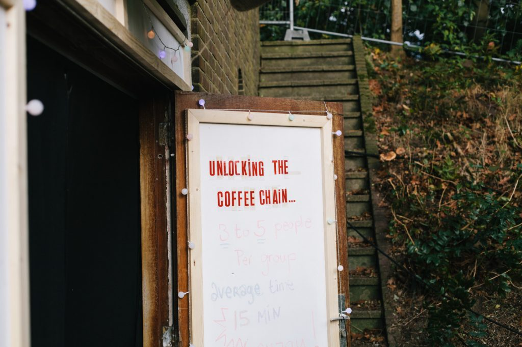 Unlocking the Coffee Chain